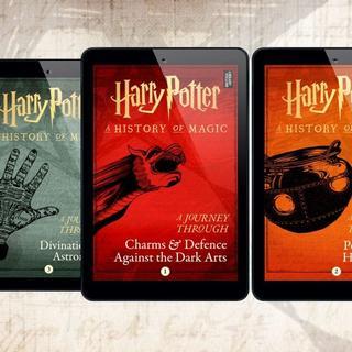 720a80a51 Nová séria kníh zo sveta Harryho Pottera