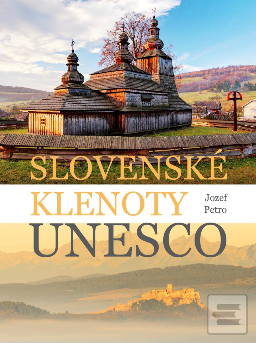 Slovenské klenoty UNESCO Book Cover