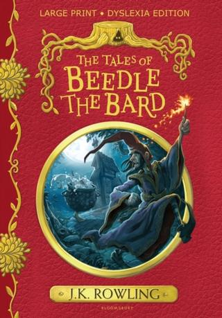 Kniha : The Tales of Beedle the Bard