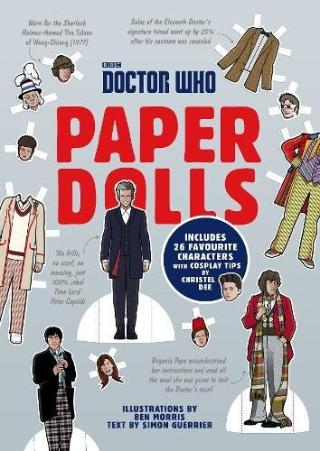 Kniha : Doctor Who Paper Dolls