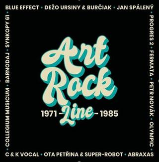 Médium CD : Art Rock Line 1971-1985