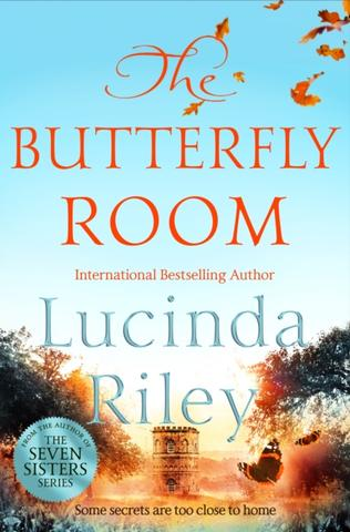 Kniha : The Butterfly Room