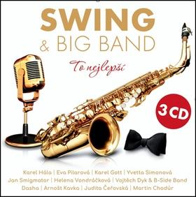Médium CD : Swing & Big Band - To nejlepší, 3CD