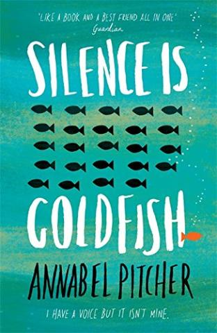 Kniha : Silence is Goldfish