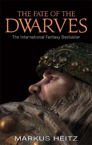 Kniha : Fate of the Dwarves