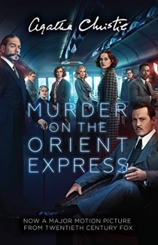 Kniha : The Murder On The Orient Express Film Tie-In Edition
