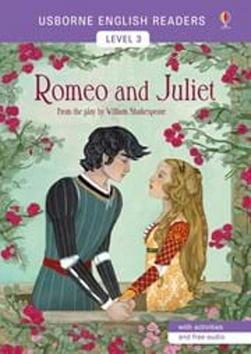 Kniha : Romeo and Juliet - Usborne English Readers Level 3 - 1. vydanie