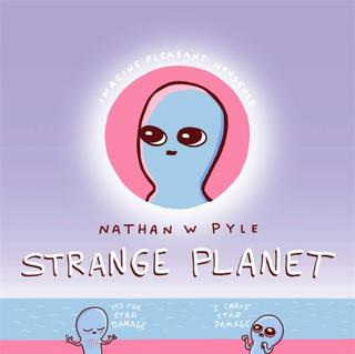 Kniha : Strange Planet: The Comic Sensation of the Year