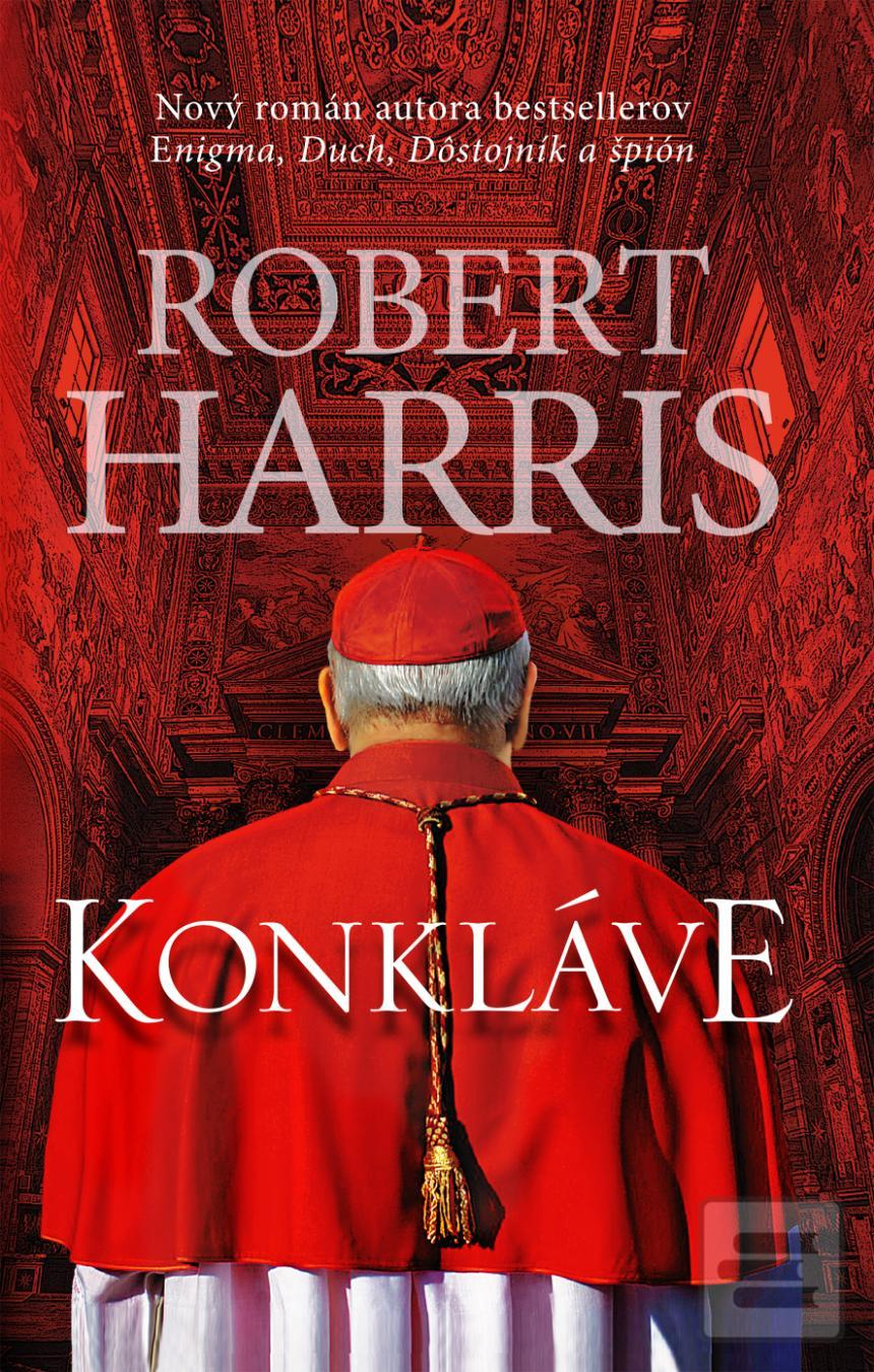 Konkláve Book Cover
