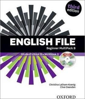 Kniha : English File Third Edition Beginner Multipack B