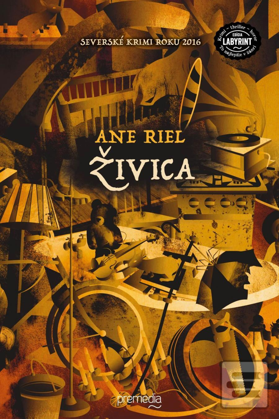 Čivica Book Cover