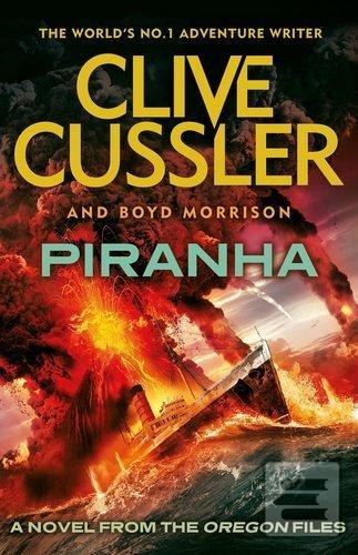 Piranha (Clive Cussler;Boyd Morrison)