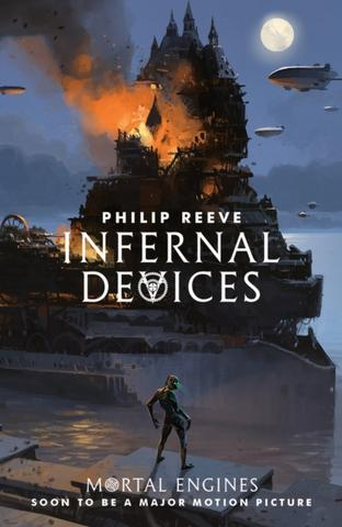 Kniha : Infernal Devices : 3