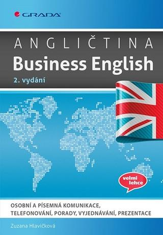 Kniha : Angličtina Business English