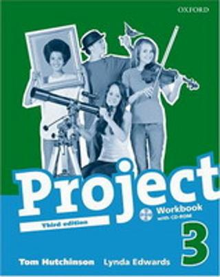 Kniha : Project the Third Edition 3 Workbook with CD-ROM (International English Version)