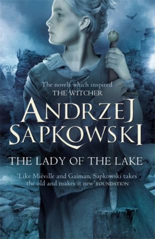Kniha : The Lady of the Lake - 1. vydanie