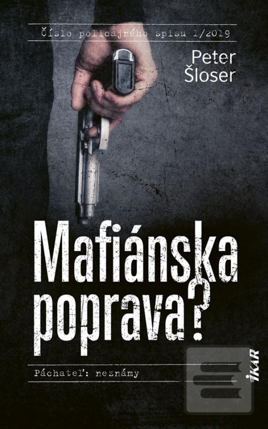 Mafiánska poprava? Book Cover