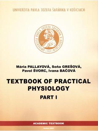 Kniha : Textbook of Practical Physiology. Part I