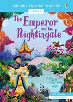 Kniha : The Emperor and the Nightingale - Usborne English Readers Level 1 - 1. vydanie