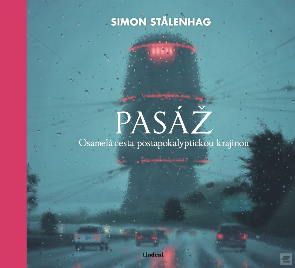 Pasáž Book Cover