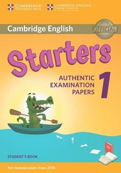 Kniha : Cambridge English Young Learners 1 Starters Student´s Book