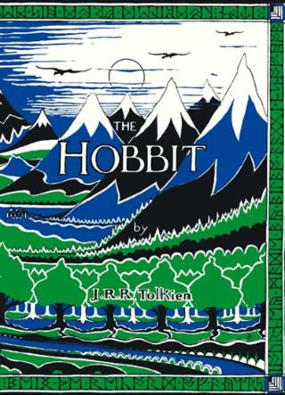 Kniha : The Hobbit Facsimile First Edition (80th anniversary slipcase edition) - 1. vydanie