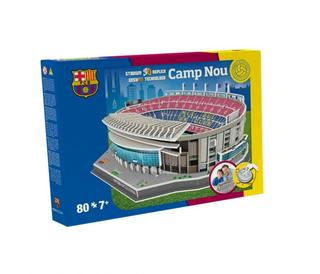 Kniha : Nanostad BASIC: SPAIN - Camp Nou (FC Barcelona)