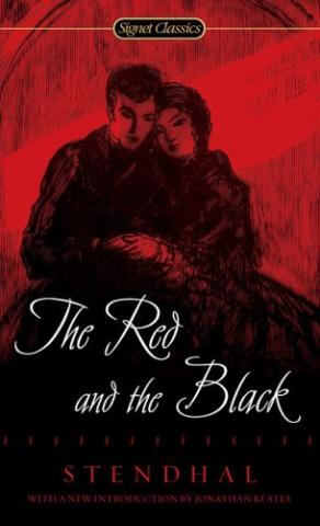 Kniha : The Red and the Black