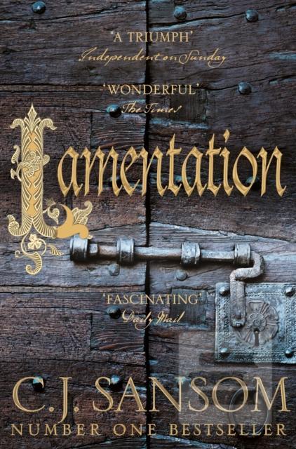Lamentation (C. J. Sansom)