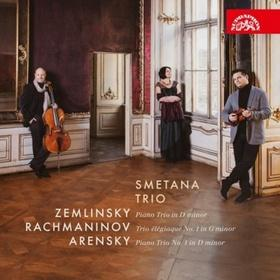 Médium CD : Smetana Trio