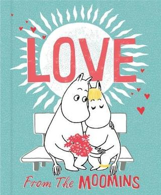 Kniha : Love from the Moomins