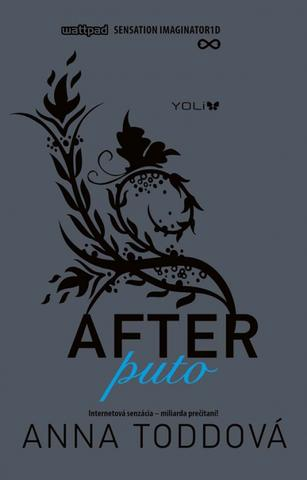 Kniha : After 4: Puto