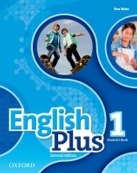 Kniha : English Plus (2nd Edition) 1 Student´s Book
