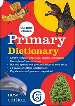 Kniha : The New Choice Primary Dictionary