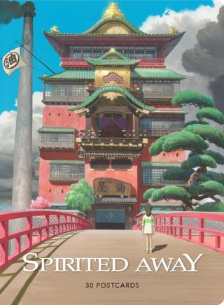 Kniha : Spirited Away: 30 Postcards
