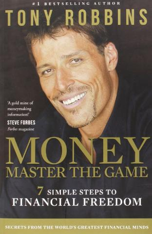 Kniha : Money Master the Game