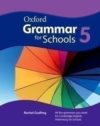 Kniha : Oxford Grammar for Schools 5 Student´s Book with DVD-ROM
