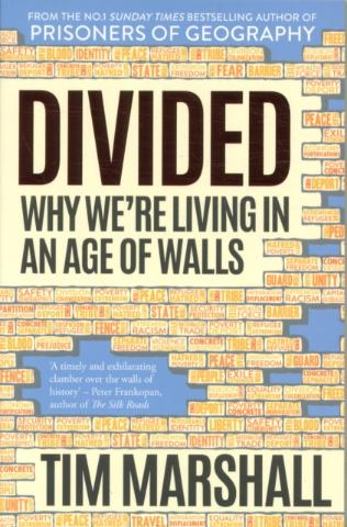 Kniha : Divided: Why Were Living in an Age of Walls
