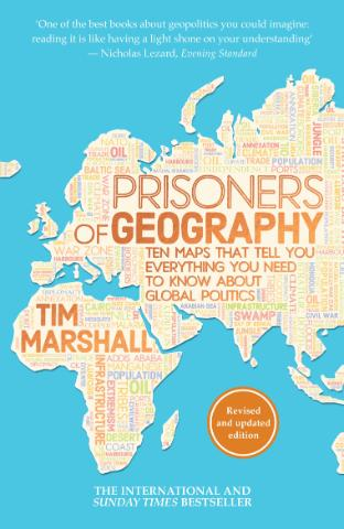 Kniha : Prisoners of Geography