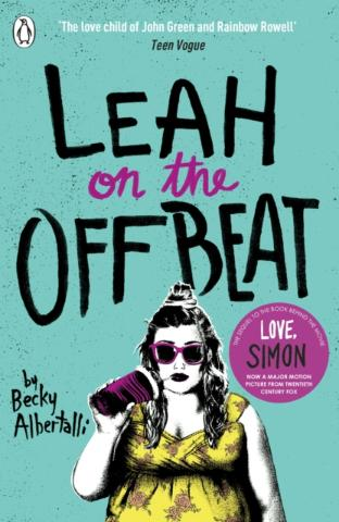 Kniha : Leah on the Offbeat
