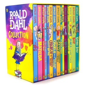 Kniha : Roald Dahl Collection 2016