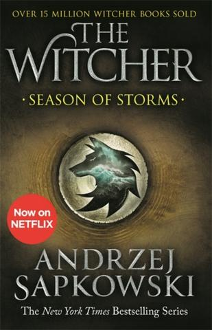 Kniha : Season of Storms : A Novel of the Witcher - A Novel of the Witcher