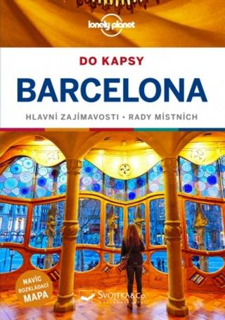 beeed7f72 Kniha : Sprievodca - Barcelona do kapsy- Lonely planet - Lonely Planet - 1.