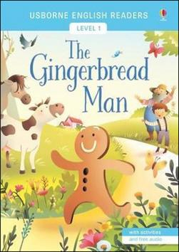 Kniha : The Gingerbread Man - Usborne English Readers Level 1