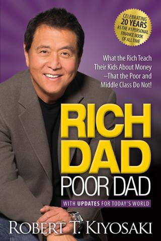 Kniha : Rich Dad Poor Dad: What the Rich Teach Their Kids About Money That the Poor and Middle Class Do Not! - 1. vydanie
