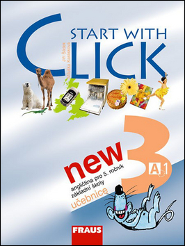 Kniha : Start with Click New 3 - Učebnice