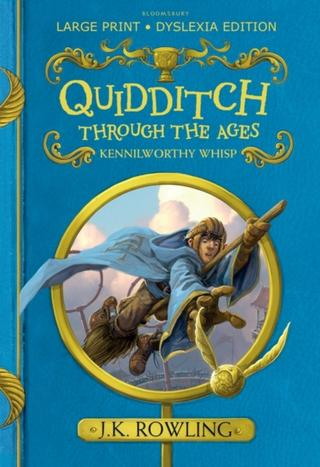 Kniha : Quidditch Through the Ages