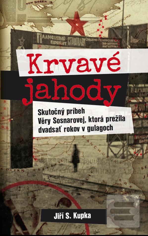 Krvavé jahody Book Cover