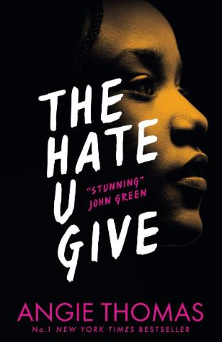 Kniha : The Hate U Give