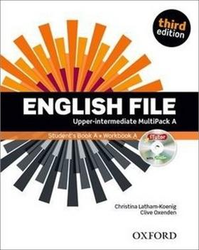 Kniha : English File Third Edition Upper Intermediate Multipack A